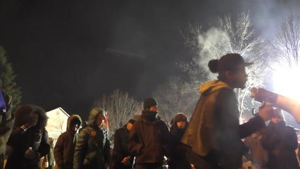 USA: After shooting, Black Lives Matter continue protest in Minneapolis