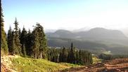 Ride de fin de journee au Mont Washington
