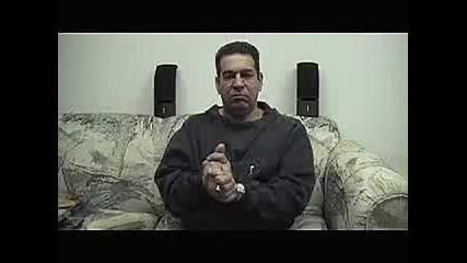 Мъж Прави Beatbox С Ръце