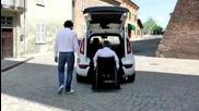 В помощ на хората в инвалидни колички