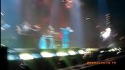Rammstein - Intro + Sonne - Made in Germany Tour - Bratislava Slovakia 06.11.2011