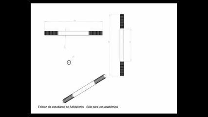 Анимационна диаграма на автоматично оръжие