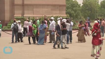India Heatwave Death Toll Nears 800