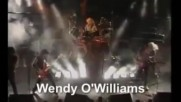 Wendy O. Williams - Live - Terror Unleashed / Bump N Grind 1986