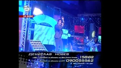 Денислав пее убииствено Пиян *hq*