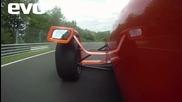 Caparo T1 на Nurburgring