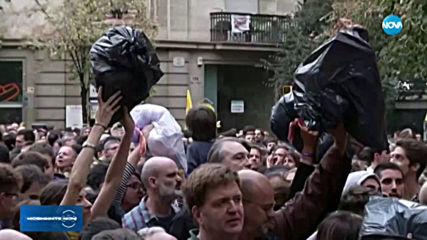 МВнР: Не пътувайте до Каталуния