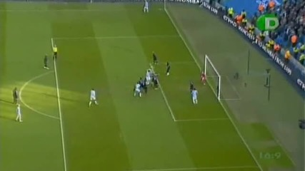 Манчестър Сити - Портсмут 2:0