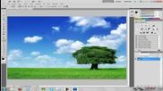 Как да премахнем обект от картина с Photoshop