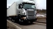 Най - мощния тир в Света - Scania R620, 640hp