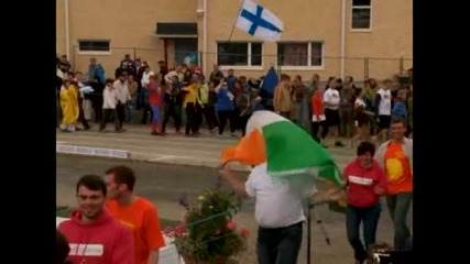Финландци спечелиха шампионат за носене на съпруги