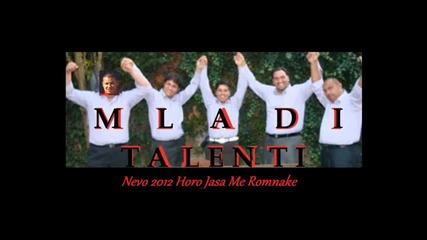 Mladi Talenti 2013- nevo Horo jasa Me romnake.wmv