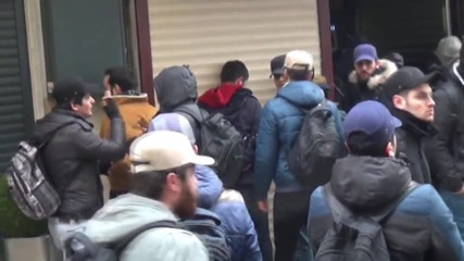 Turkey: Multiple arrests as scuffles break out at HDP anti-curfew rally