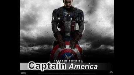 Marvel's Avangers (отмъстителите на Marvel)