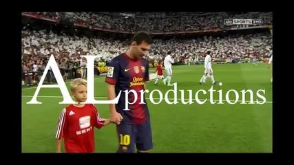 Messi Skills Show 2013