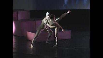 Балет Арабеск  - сцена