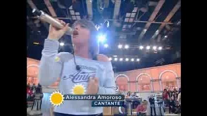 Alessandra Amoroso - Immobile