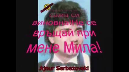 Ajnur Serbezovski Sad je kasno bg prevod