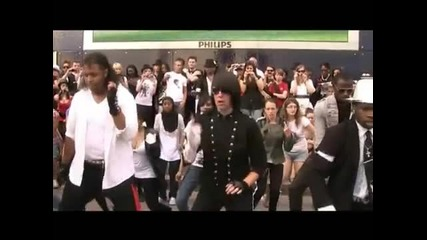 Mitch Mj Mimms - Michael Jackson Tribute Event - O2 Arena London - June 25th 2010 - Highlights