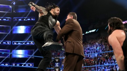 The Superstar Shake-up brings Roman Reigns to SmackDown LIVE: Wal3ooha, 18 April, 2019