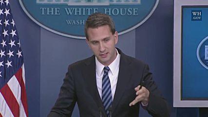 USA: White House says Florida Zika news 'a wake-up call' for Congress