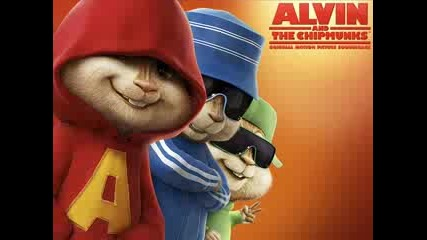 Alvin And The Chipmunks - Apologize Timbaland