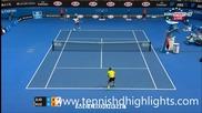 Новак Джокович - Андрей Кузнецов ( Australian Open 2015 )