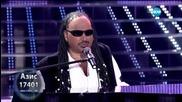Азис като Stevie Wonder - Като две капки вода - 04.05.2015 г.