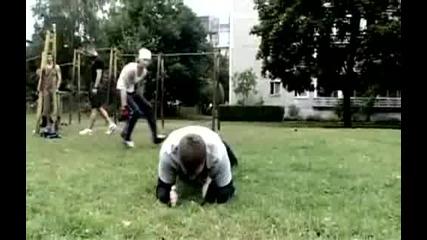 Уличен фитнес - сила