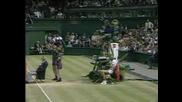 Wimbledon 1980 : Борг - Макенроу | Част 1/5