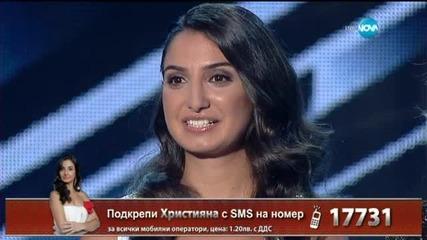 Християна Лоизу - X Factor Live (20.10.2015)