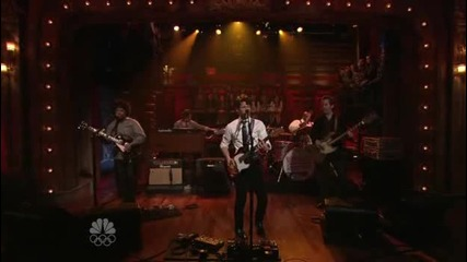 Nick Jonas & The Administration - Who I Am (live On Late Night With Jimmy Fallon) (hq)