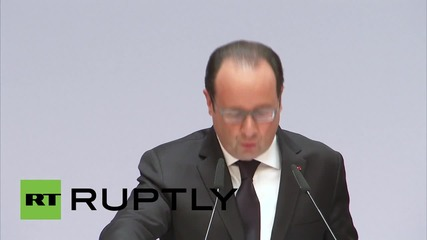 Germany: Climate change conditions need agreement before Paris to avoid drama - Hollande