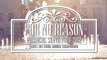 For No Reason Skate Tour