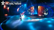 Момче Със Супер Глас - Britain s Got Talent 2010 - Semi - final 5