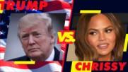 How Chrissy Teigen became the OG Trump troll