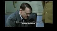 Хитлер разбира, че Майкъл Джексън е починал