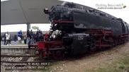 Парен локомотив №203 (46.03), произведен през 1931 г., отново на релсите - 17 и 18 октомври 2015 г.