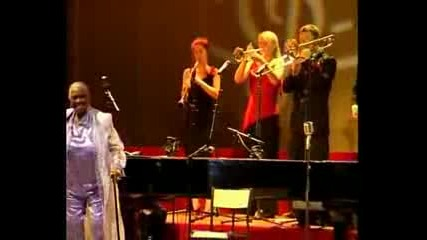 Linda Hopkins with Serge Rahoerson - Piano