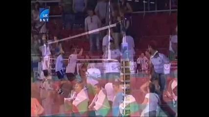 Евроволей 2009 България - Чехия част 18
