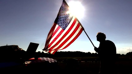 Moccasin Creek - Old Glory (official Video)