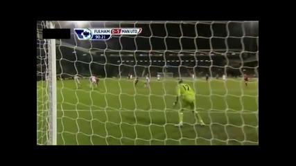 Берба обра точките с гениален гол срещу Фулъм
