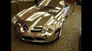 ! Хромиран Mercedes Benz Slr Mclaren в Дубай