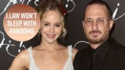 Jennifer Lawrence is freaked out by sex