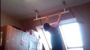 Радостин Колев - Тренировка вкъщи