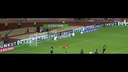 Stephan El Shaarawy vs Paris Saint-germain Home Hd 720p (30_08_2015) El Shaarawy Срещу Псж