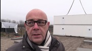 France: Work starts on new Calais migrant camp