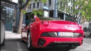 Ferrari California в София !!