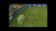 група А - Ю А Р 1 - 1 Мексико + засадата на Мексико (световно - 11.06.2010)