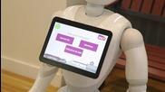 Пепър - емоционалният робот, който говори
